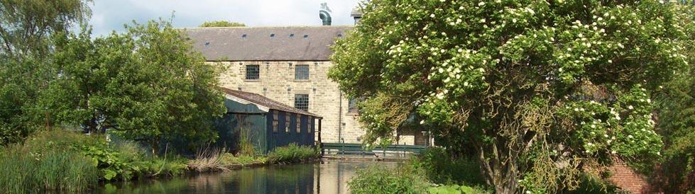 caudwells mill craft centre exterior