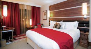 casa hotel bedroom